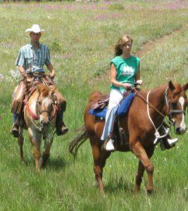 Colorado rustic elopement wedding resort