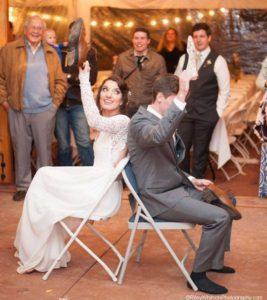 Affordable casual wedding reception ideas
