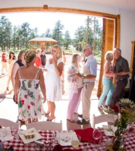Best dancing at Colorado's Mountain Micro-wedding venues