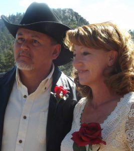 Colorado Rustic Wedding venue